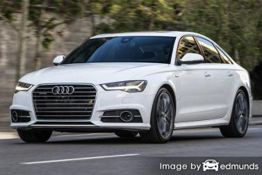 Insurance rates Audi A6 in Honolulu
