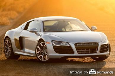 Insurance rates Audi R8 in Honolulu