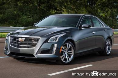 Discount Cadillac CTS insurance
