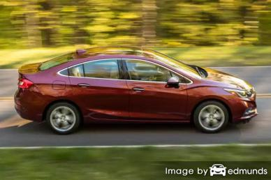 Insurance rates Chevy Cruze in Honolulu