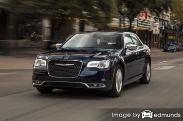 Insurance quote for Chrysler 300 in Honolulu