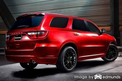 Insurance rates Dodge Durango in Honolulu