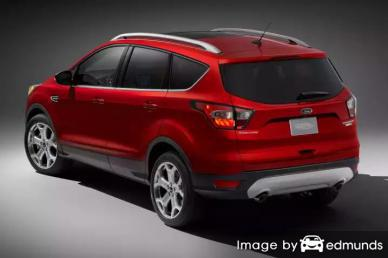 Insurance rates Ford Escape in Honolulu