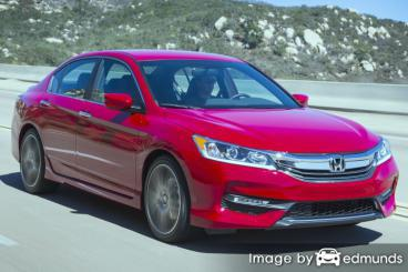 Insurance for Honda Accord