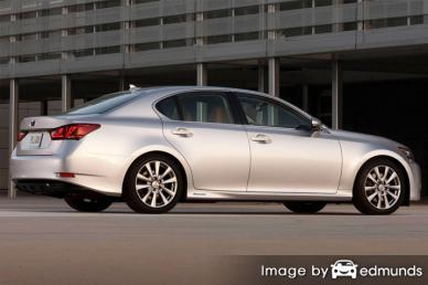 Insurance quote for Lexus GS 450h in Honolulu