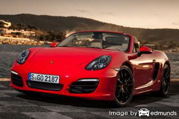 Insurance quote for Porsche Boxster in Honolulu