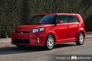 Discount Scion xB insurance