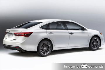 Insurance quote for Toyota Avalon Hybrid in Honolulu