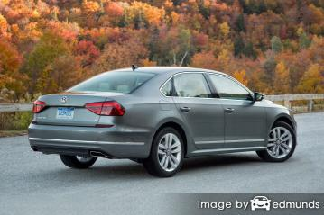 Insurance quote for Volkswagen Passat in Honolulu