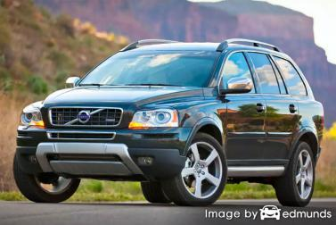 Insurance rates Volvo XC90 in Honolulu